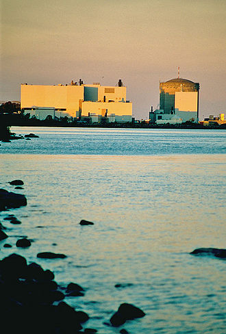 Ontario Power Generation - The Darlington Nuclear Generating Station, on the shores of Lake Ontario in Clarington.