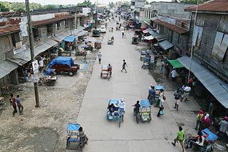 Datu Piang, Maguindanao Municipality in Bangsamoro Autonomous Region in Muslim Mindanao, Philippines