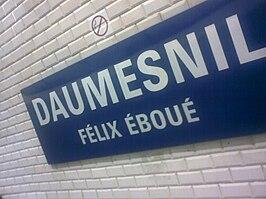 Daumesnil (Paris Métro)