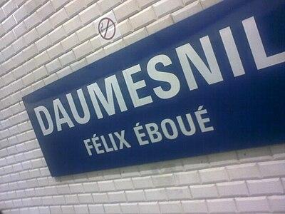Daumesnil (metropolitana di Parigi)