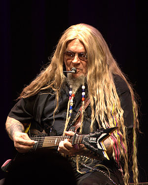 David Allan Coe - Coe performing in March 2009