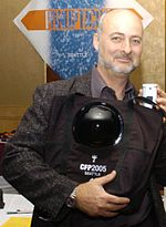 David Brin at ACM CFP 2005dsc278c.jpg