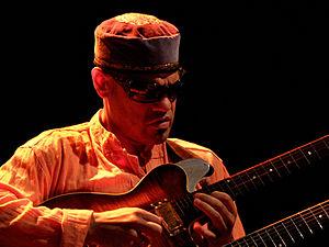 David Fiuczynski - David Fiuczynski performs at Moers Festival (2007)