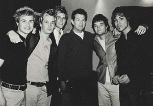 Plus One (band) - Plus One with David Foster in 2001