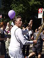 Day 66 2012 Olympic Torch Relay Penge (7628790232).jpg