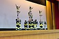 Dayeh University Cheerleaders Performancing on Stage of Zhong Zheng Hall 20150606.jpg