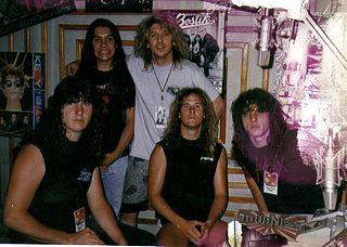 Death (metal band) American death/progressive metal band