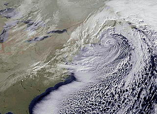 December 2010 North American blizzard