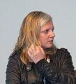 Delphine Bertholon-Salon du livre en Bretagne 2012.jpg