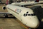 Delta N956DL McDonnell-Douglas MD88 Atlanta January 2015 (43323345064).jpg