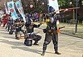 Demonstration of Japanese matchlocks in Nagoya Castle - 4.jpg
