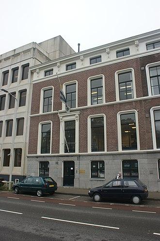 Netherlands–Uruguay relations - Embassy of Uruguay, Mauritskade 33, The Hague.