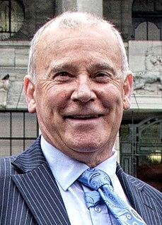 Denis ORourke New Zealand politician