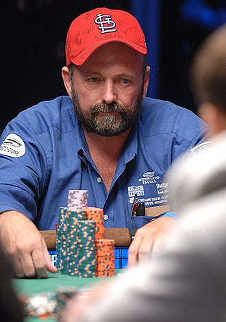 Dennis Phillips (poker player) - Image: Dennis Phillips