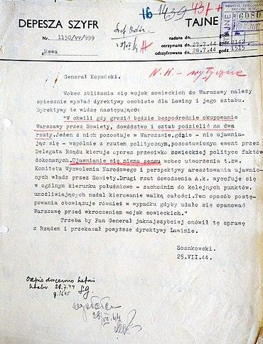 Kazimierz Sosnkowski Wikiwand