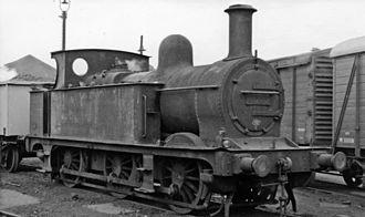 Midland Railway 1377 Class - No. 41773, condemned at Derby Locomotive Depot 13 April 1960