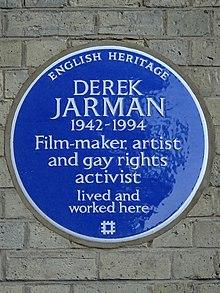Derek Jarman Wikipedia