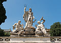 Detail fontaine Neptune, Piazza del Popolo, Rome, Italy.jpg