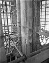 detail van kolom in de koorsluiting - arnhem - 20024524 - rce