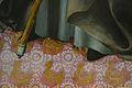Detall del retaule de sant Martí amb santa Úrsula i sant Antoni Abat, museu de Belles Arts de València.JPG