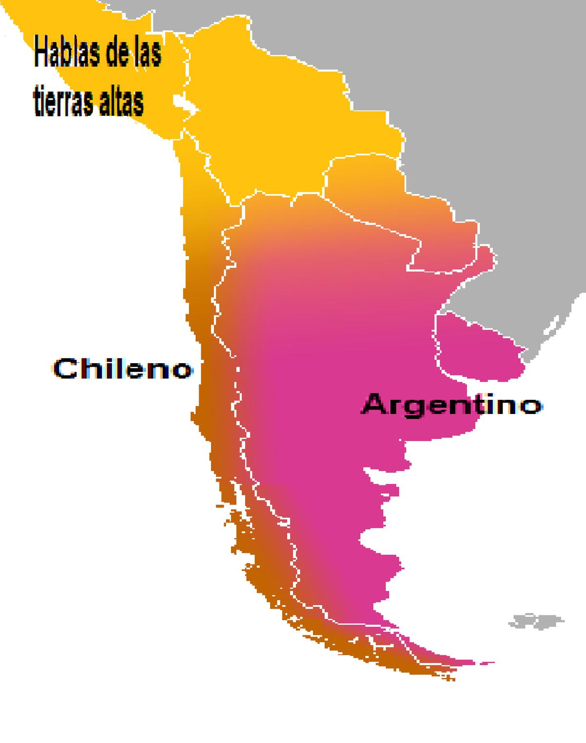 Español Chileno Wikipedia La Enciclopedia Libre
