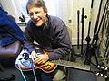 Dick Hodges - lead guitarist, dobro player & mandolinist (2005-10-14 09.08.22 by Ctd 2005).jpg