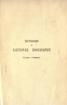 Dictionary of National Biography volume 11.djvu