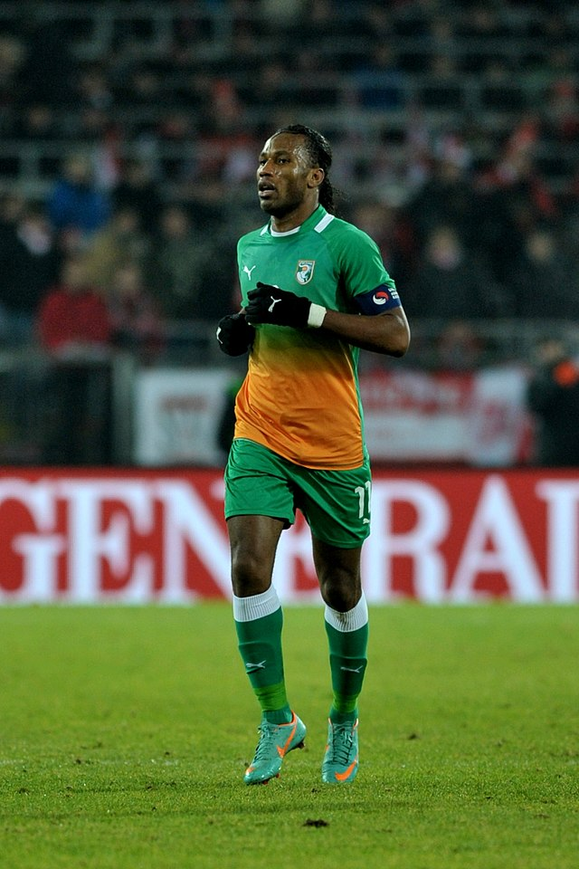 Nazionale di calcio della Costa d'Avorio - Wikiwand
