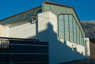 Messehalle, Innsbruck - Messehalle B, Innsbruck