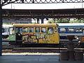 Dienstrailvoertuig in Keleti.jpg