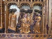 Dijon Musée Retable Saints1