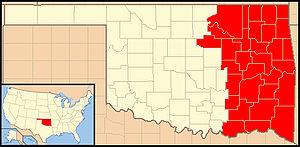 Roman Catholic Diocese of Tulsa - Image: Diocese of Tulsa