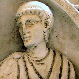Flavius Aetius - Image: Diptych Aetius