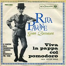 Viva la pappa col pomodoro - Disco 45 giri