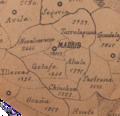 Distritos electorales de la Provincia de Madrid (1886) Las primeras cámaras de la Regencia.png
