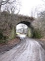 Disused railway bridge, Arthington - geograph.org.uk - 1117577.jpg