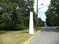 Dixie Highway Marker (North face), Mitchell, Thomas Counties.JPG