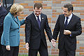 Dmitry Medvedev at the 34th G8 Summit 7-9 July 2008-50.jpg