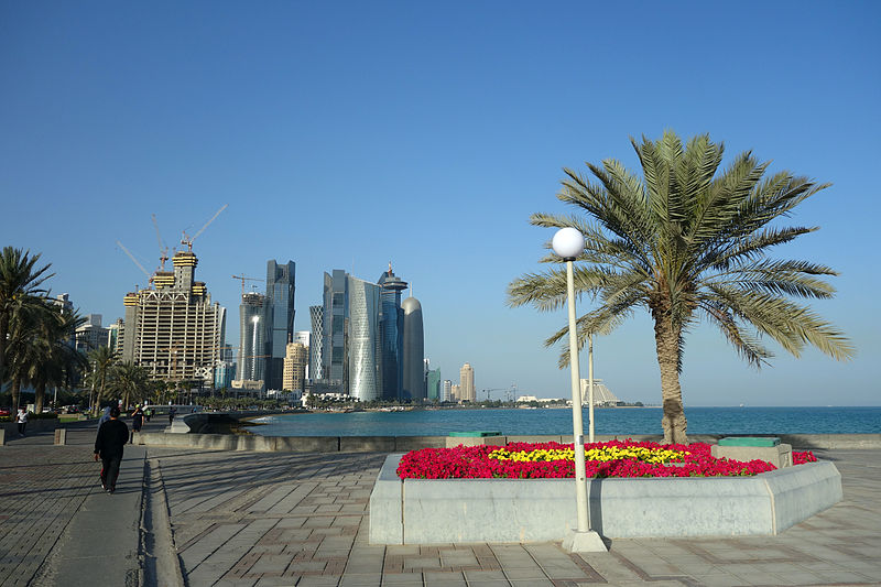 File:Doha Corniche 1.jpg