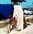 Dolphinarium memorial.JPG