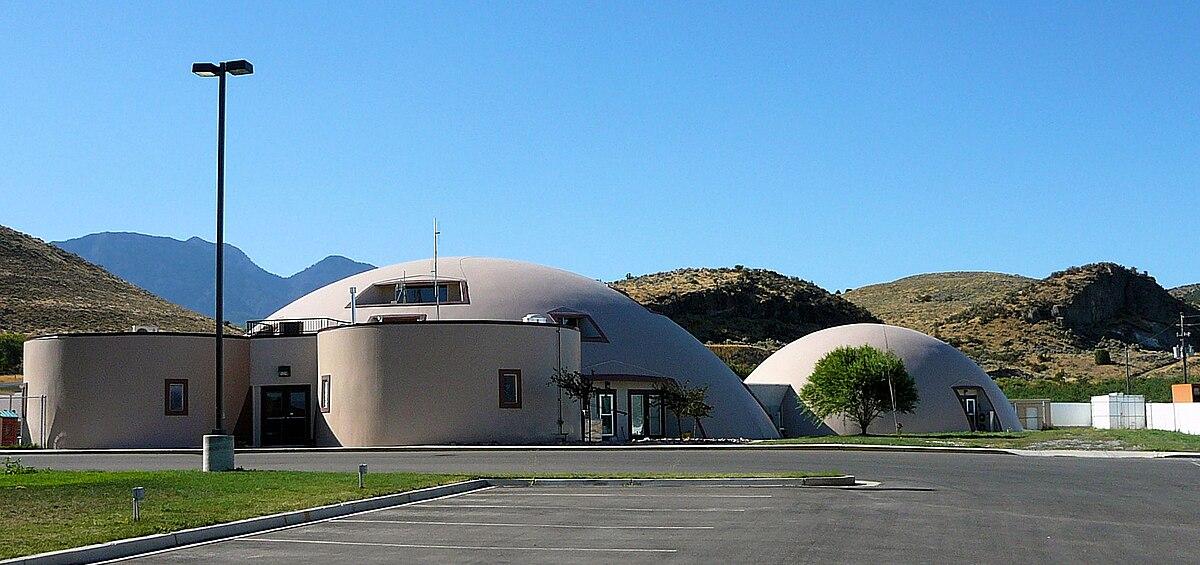 Monolithic dome - Wikipedia