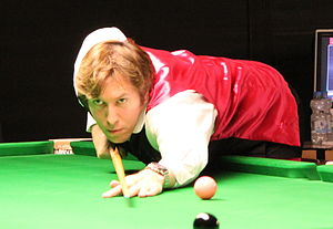 Dominic Dale - Dominic Dale at the 2011 Paul Hunter Classic