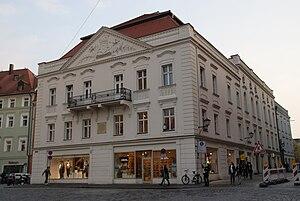 Principality of Regensburg -  Residence of the Prince-Primate von Dalberg in Regensburg