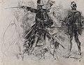 Don Quichot, James Ensor, circa 1870-1880, Koninklijk Museum voor Schone Kunsten Antwerpen, 2708 40.001.jpeg