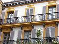 Donostia Plaza Constitucion detalle balcones.jpg