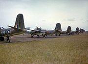 Douglas Boston III 88 Sqn RAF at Attlebridge c1941