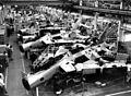 Douglas F4D-1 Skyray El Segundo assembly line2 1954.jpg