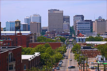 downtown richmond, virginia wikipedia