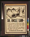 Dr Uncle Sam - is now in charge of our industrial troubles LCCN00653175.jpg