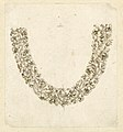 Drawing, Necklace design- Project for a rincauex to be engraved, 16th century (CH 18358435).jpg